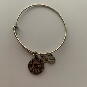 Alex and Ani Sigma Kappa sorority bracelet